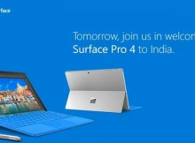 Microsoft's #SurfacePro4 to Be Launched Tomorrow in India