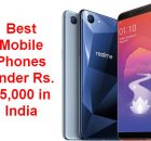 MOBILE PHONES UNDER RS. 15,000